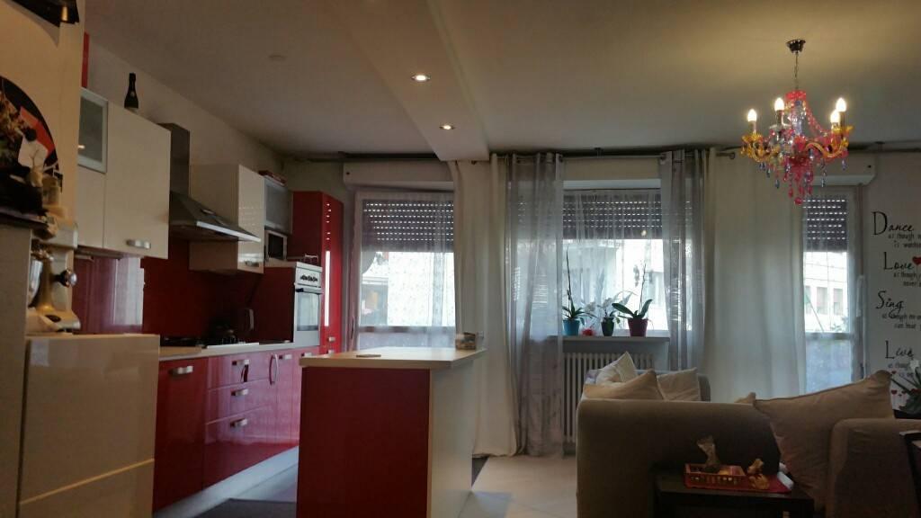 Appartamento in ottime condizioni parzialmente arredato in vendita Rif. 7566063