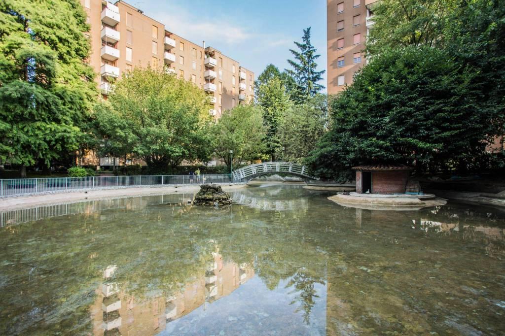 Appartamento in ottime condizioni arredato in affitto Rif. 7551374