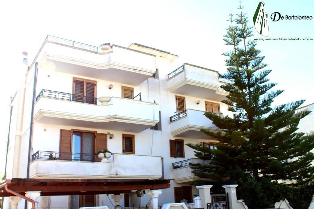 Leporano-Appartamento con box in Via Principe di Muscettola