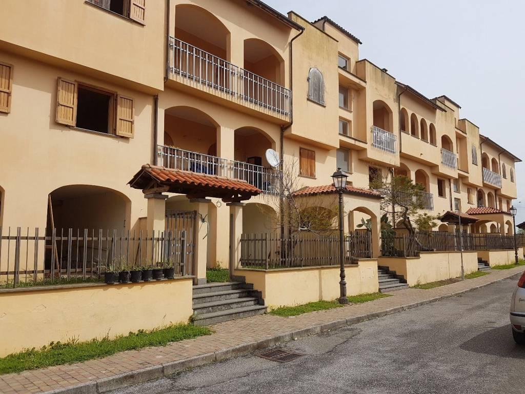 Appartamenti varie metrature in complesso residenziale
