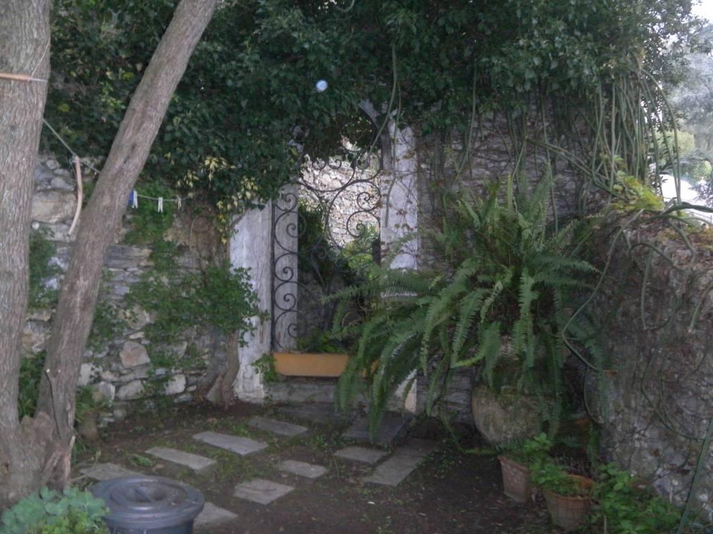 Appartamento a Pieve Ligure vista mare