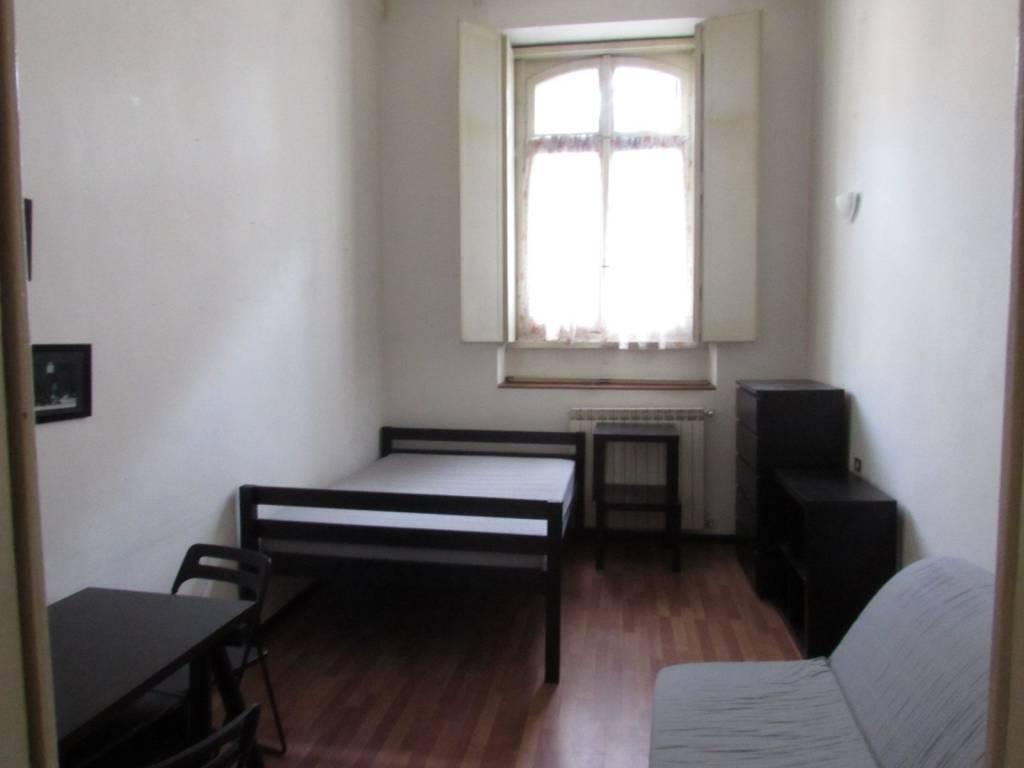 Appartamento in buone condizioni arredato in affitto Rif. 7591664