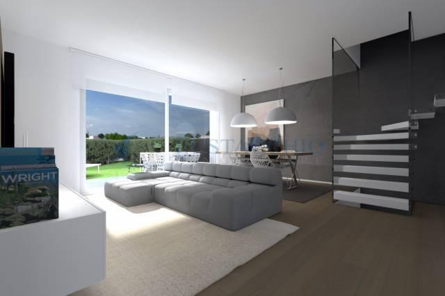 Villa quadrilocale in vendita a Lallio (BG)