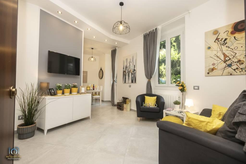 Appartamento in ottime condizioni arredato in vendita Rif. 7596909