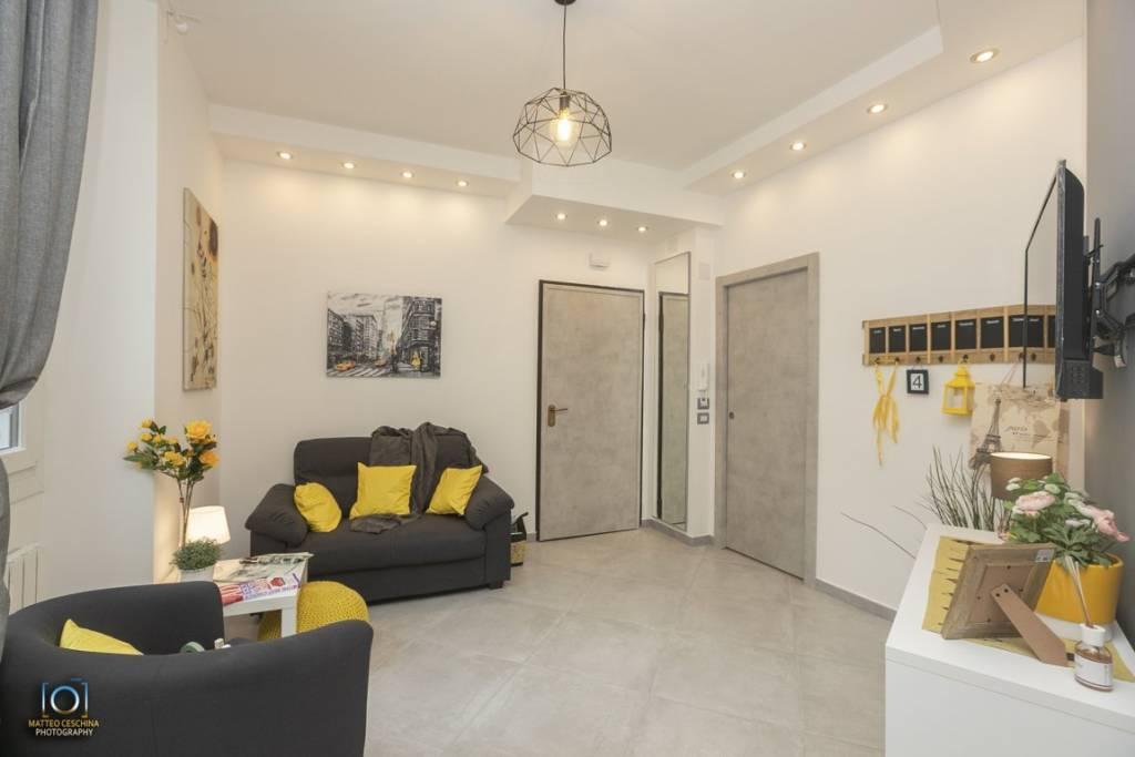 Appartamento in ottime condizioni arredato in vendita Rif. 7596910