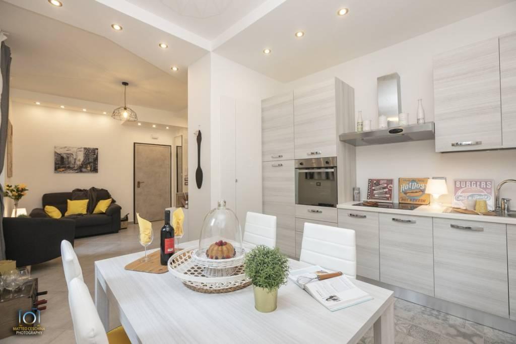 Appartamento in ottime condizioni arredato in vendita Rif. 7596911