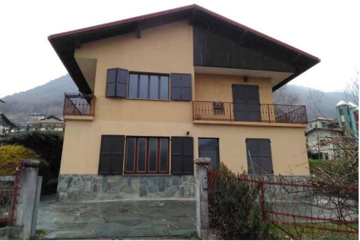 Appartamento quadrilocale in vendita a Chiuro (SO)