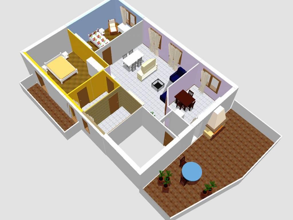 Appartamento in ottime condizioni in vendita Rif. 7602999