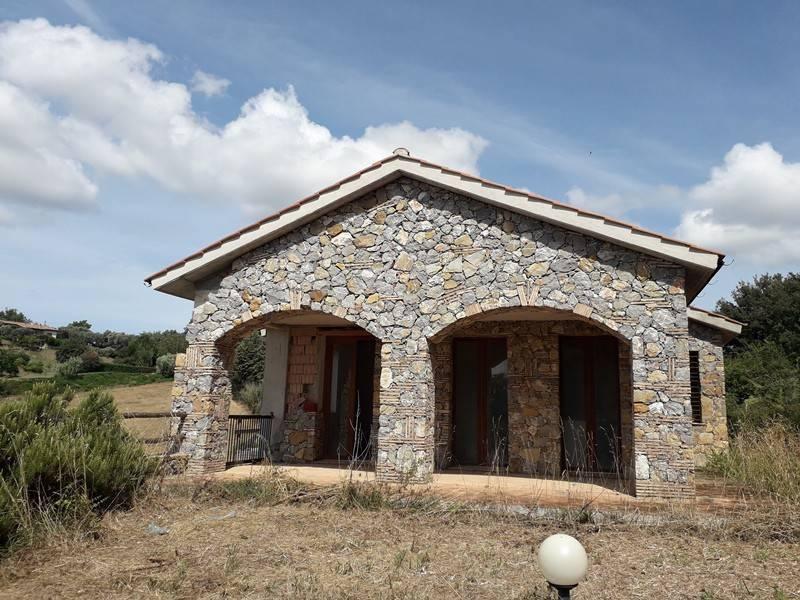 Villa indipendente a Manciano