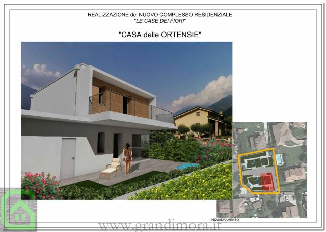 Villa - Casa, 144 Mq, Vendita - Pian Camuno (BS)
