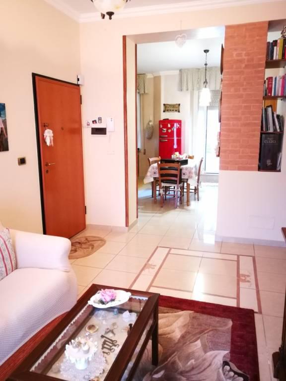 Appartamento in ottime condizioni parzialmente arredato in vendita