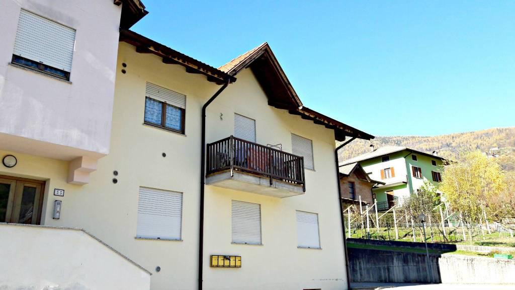 Appartamento in buone condizioni arredato in affitto Rif. 7630351