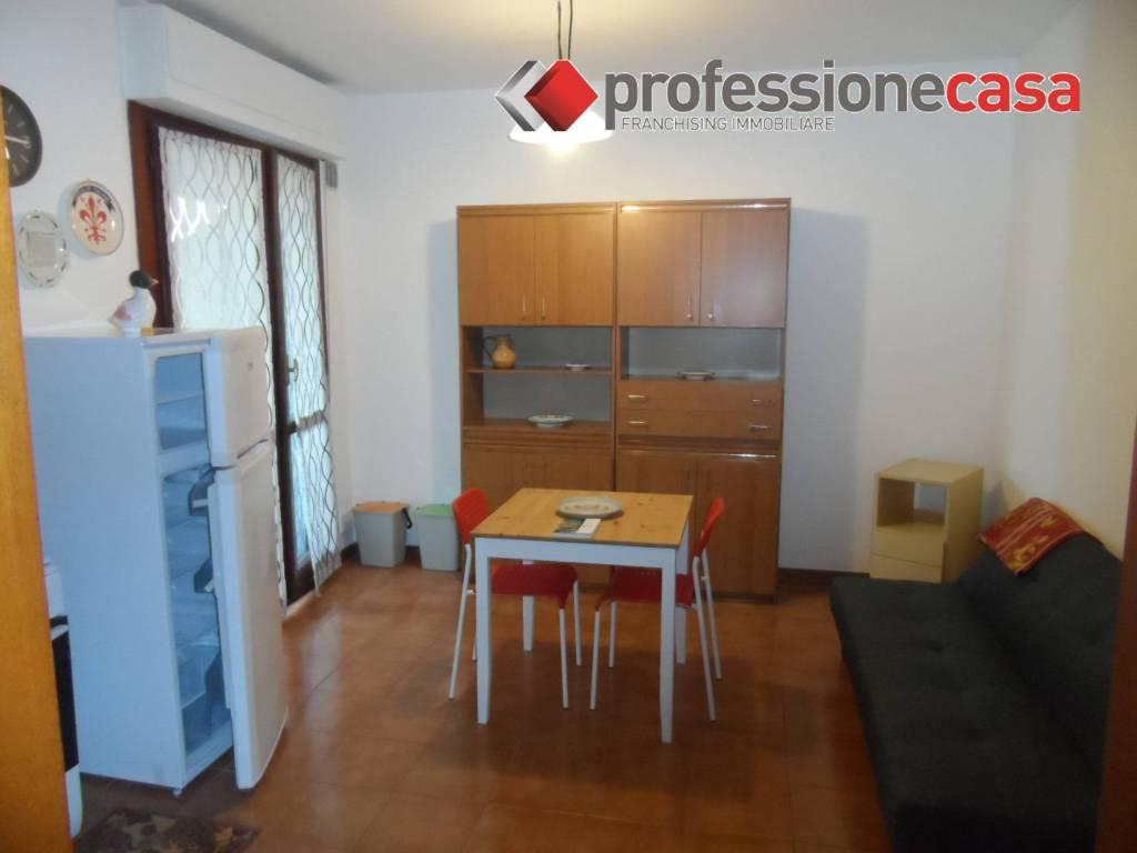 Appartamento in buone condizioni arredato in affitto Rif. 7945317