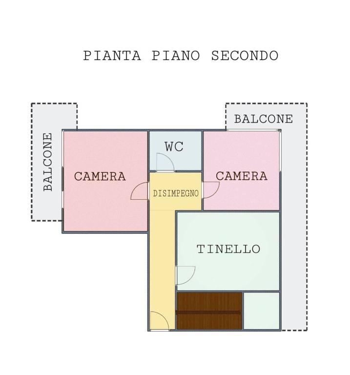 Appartamento in vendita a Monterosso Grana, 5 locali, prezzo € 79.000 | PortaleAgenzieImmobiliari.it
