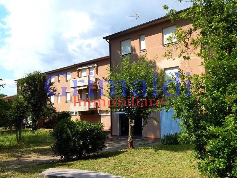 Appartamento in buone condizioni arredato in vendita Rif. 7691643