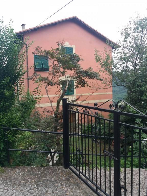 Foto 1 di Villa Frazione Piane 400, frazione Piane, Lumarzo