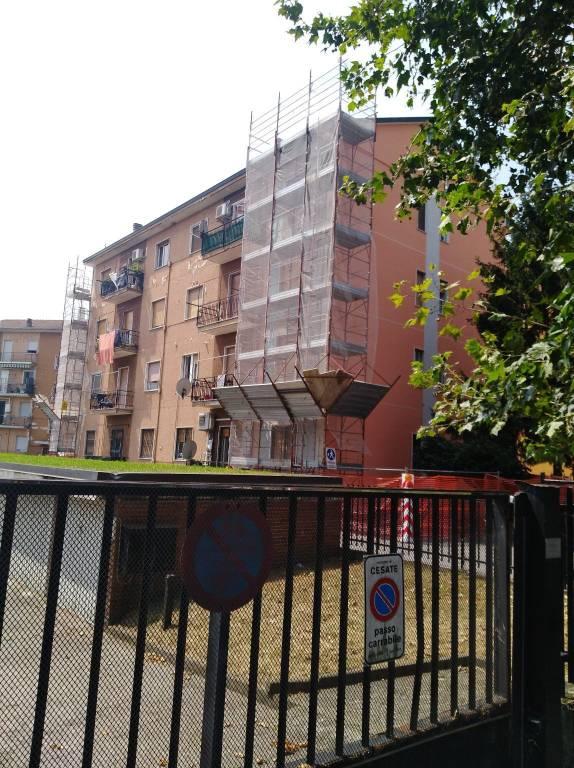 Appartamento in buone condizioni in vendita Rif. 7662547