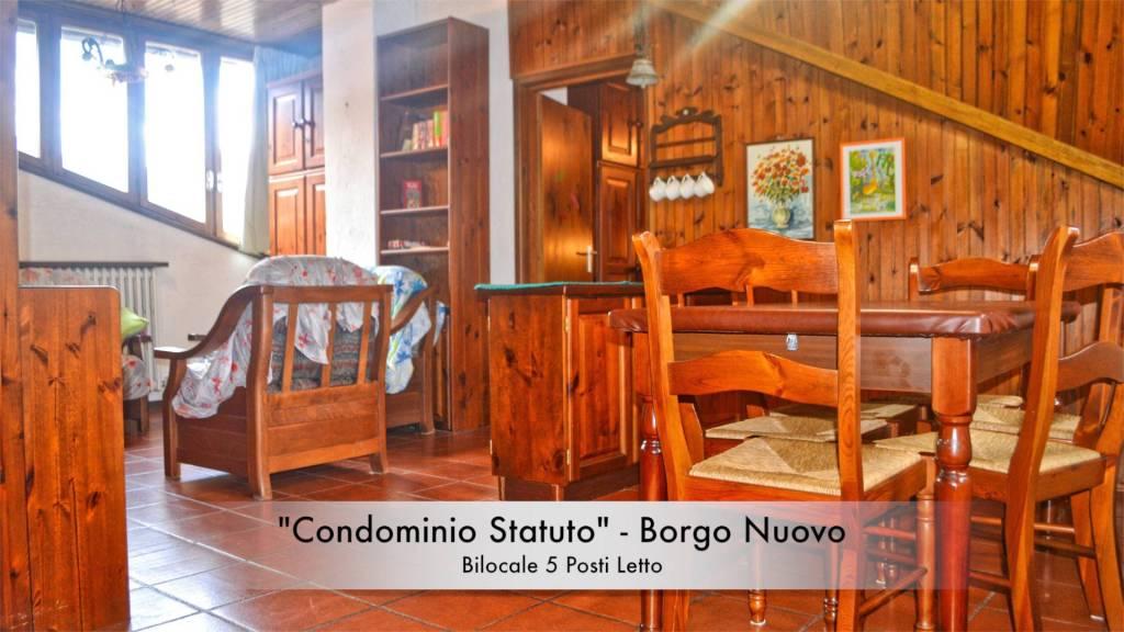 Appartamento in buone condizioni arredato in affitto Rif. 7668228