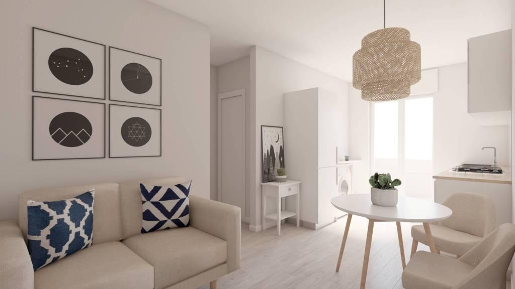 Appartamento in ottime condizioni in vendita Rif. 7690330