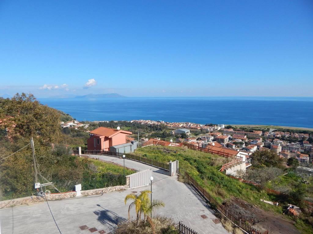 Appartamento in villa con un panorama sul golfo di Patti