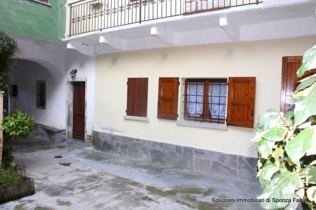 Appartamento trilocale in vendita a Brovello-Carpugnino (VB)