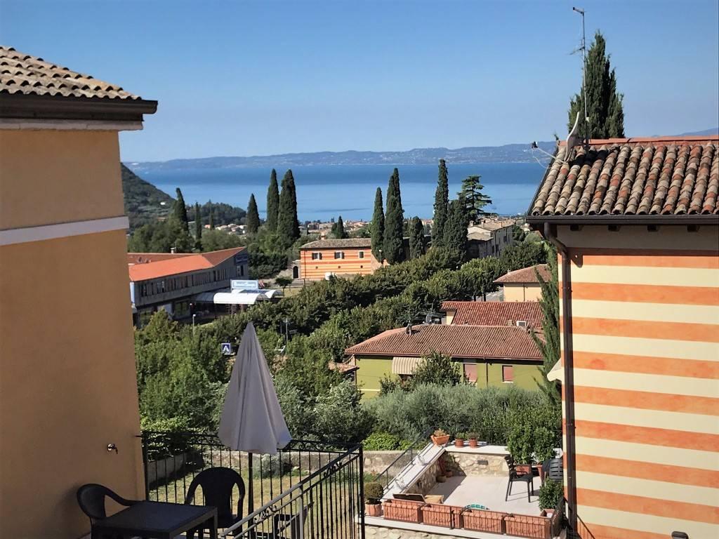 Costermano sul Garda, appartamento bilocale vista lago