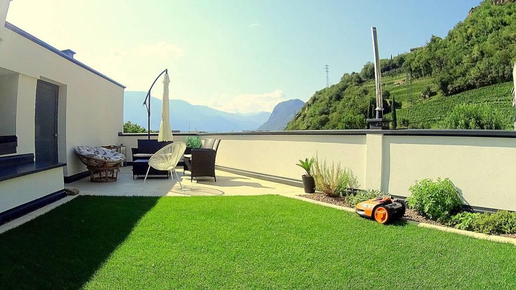 Bolzano - Splendido attico con ampia terrazza