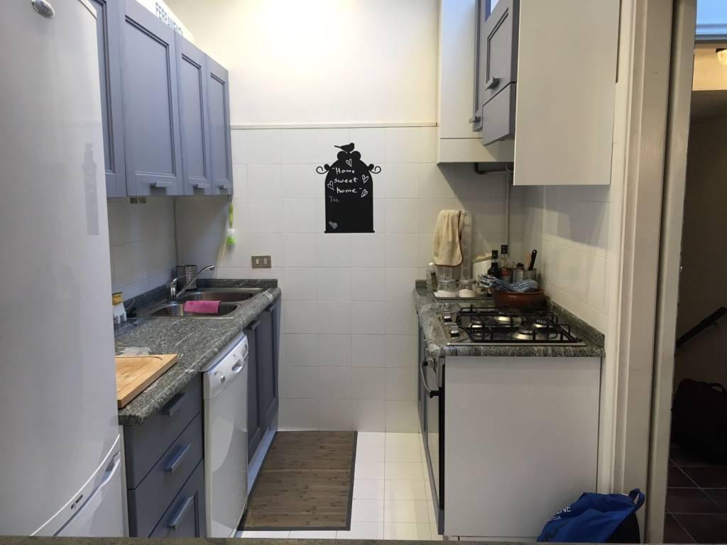 Appartamento in ottime condizioni parzialmente arredato in vendita Rif. 7733132
