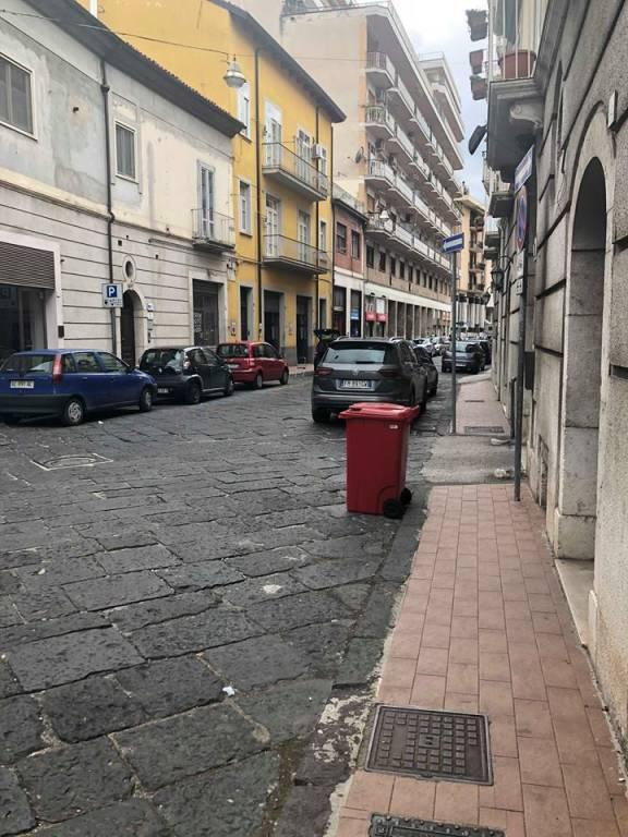 Locale commerciale via Partenio, Avellino