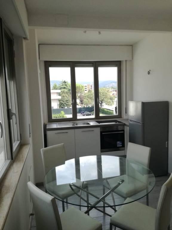 Appartamento in ottime condizioni arredato in affitto Rif. 9216249