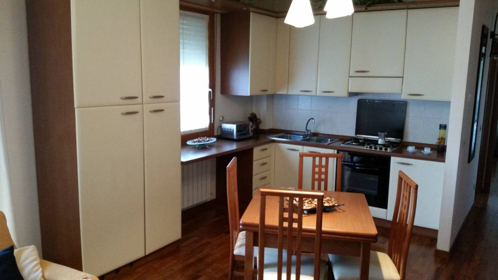 Appartamento in buone condizioni arredato in affitto Rif. 7756622