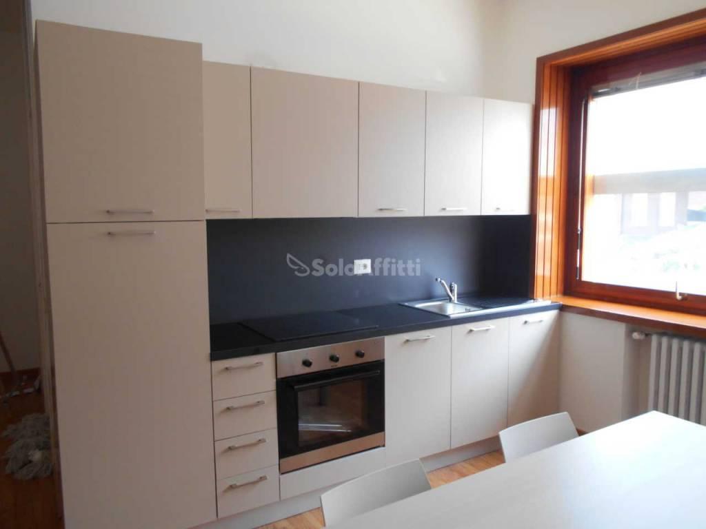 Appartamento in ottime condizioni arredato in affitto Rif. 7768619