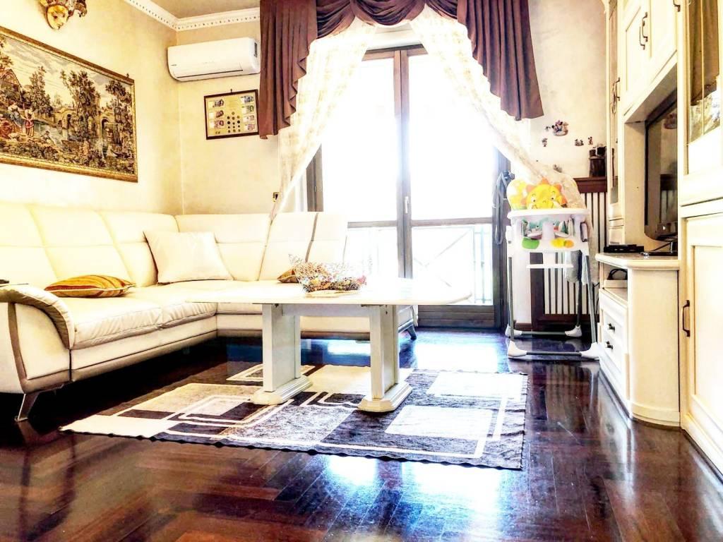 Appartamento in affitto via Moncenisio Nichelino