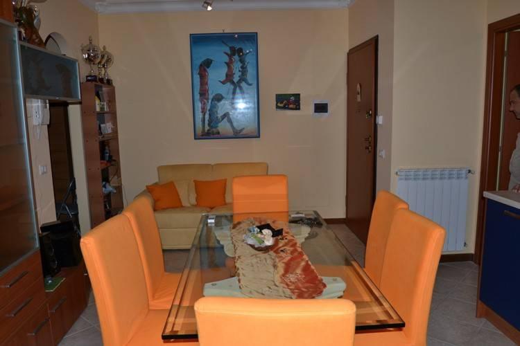 Finocchio-Via Casilina 3516-Splendido Trilocale con giardino