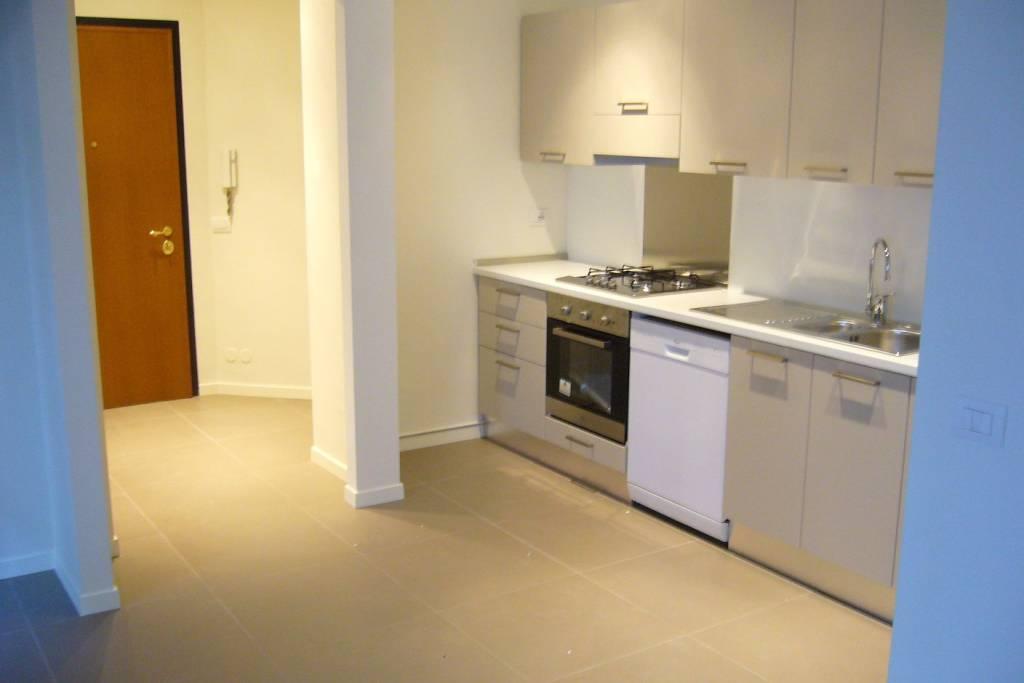 Appartamento in ottime condizioni parzialmente arredato in affitto Rif. 7794644