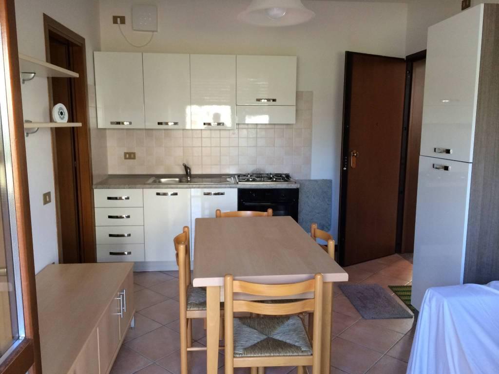 Appartamento in buone condizioni arredato in affitto Rif. 7809818
