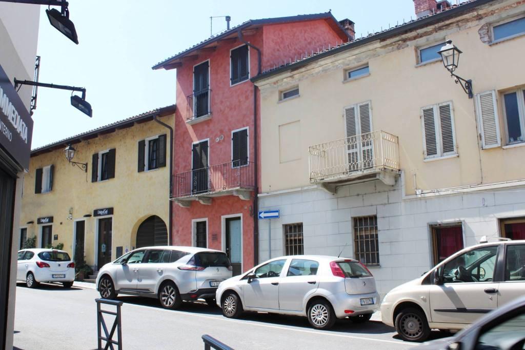 Appartamento in ottime condizioni parzialmente arredato in affitto Rif. 7820787