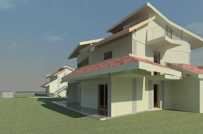 Proponiamo in vendita a Tropea 2 ampie strutture in cemento