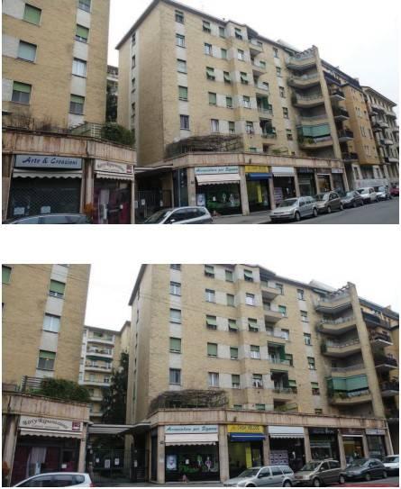 Appartamento in vendita 6 vani 170 mq.  via Lario 13 Milano