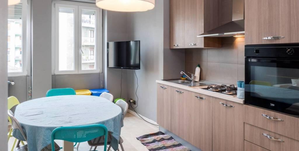 Appartamento in buone condizioni arredato in affitto Rif. 7836606