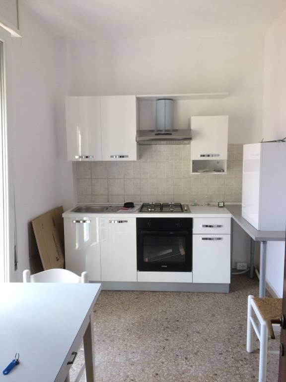 Appartamento in buone condizioni parzialmente arredato in affitto Rif. 7834130