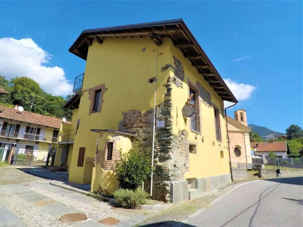 Foto 1 di Quadrilocale Borgata San Mauro 23, Almese