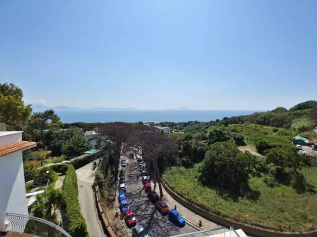 Posillipo Parco Virgiliano Porzione Villa 260mq Terrazzo