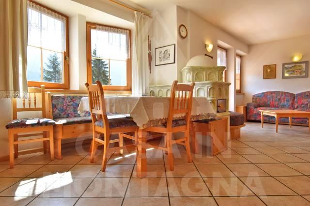 Appartamento in ottime condizioni parzialmente arredato in vendita Rif. 5002506