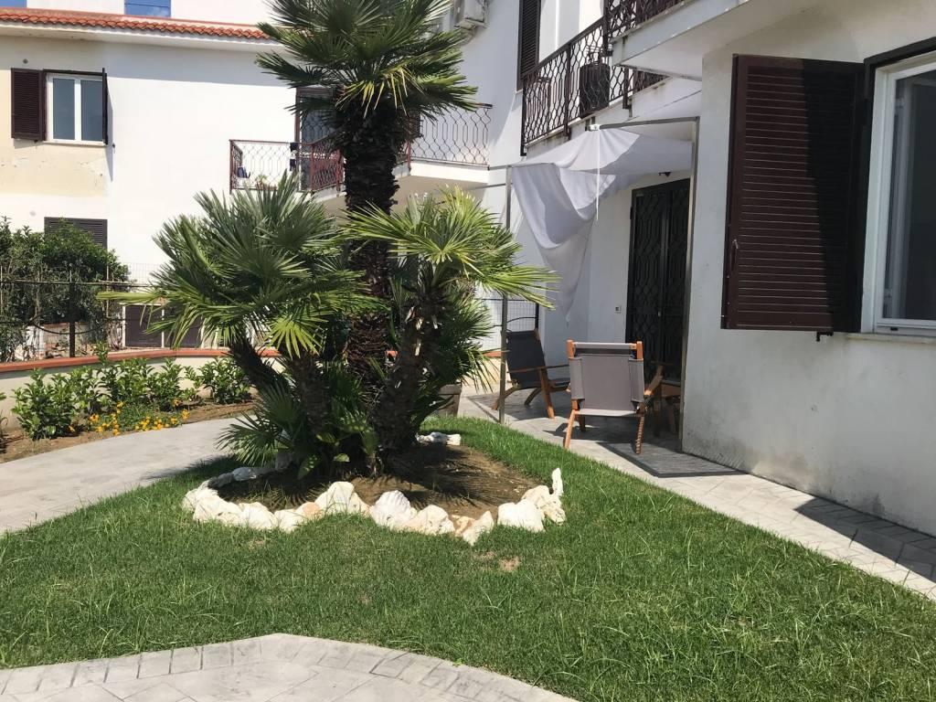 SFC/238 Litorale Terracina - Circeo. Appartamento in villa