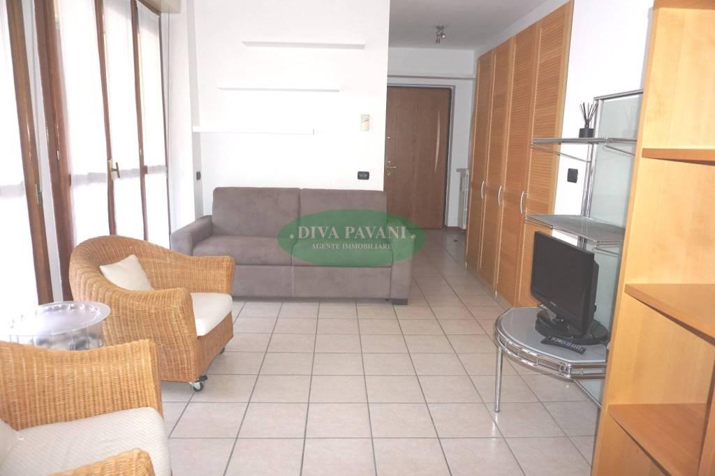 Appartamento in ottime condizioni arredato in affitto Rif. 7846218