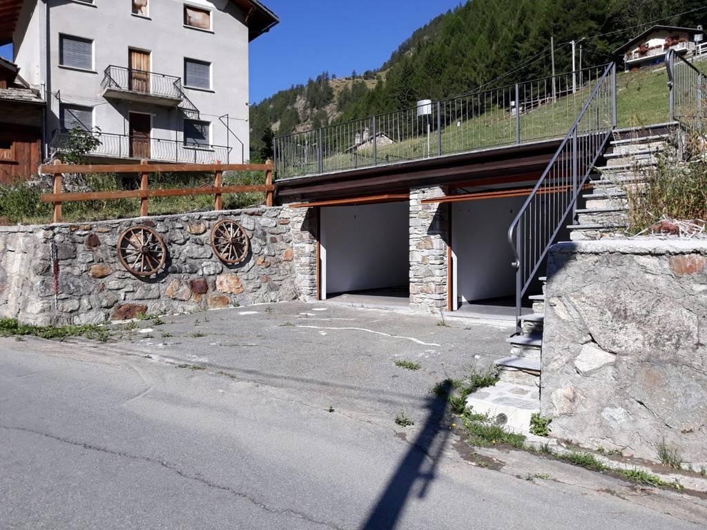 Appartamento bilocale in vendita a Bionaz (AO)