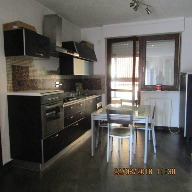 Appartamento in ottime condizioni parzialmente arredato in vendita Rif. 7874546