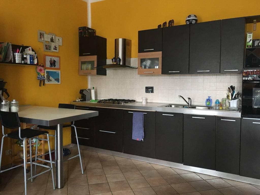 Appartamento in ottime condizioni parzialmente arredato in vendita Rif. 7887756