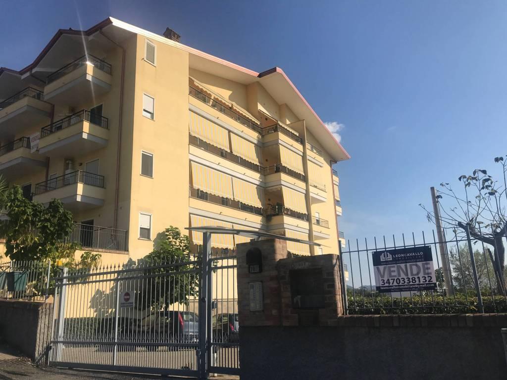 Quadrilocale con Box Località Cavoni Luzzi